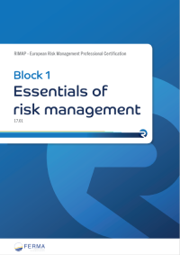 Block 01 / Essentials of risk management