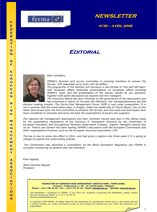 FERMA Newsletter 30 (April 2008)