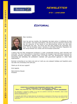 FERMA Newsletter 31 (June 2008)