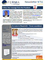 FERMA Newsletter 51 (January 2013)