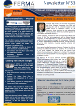 FERMA Newsletter 53 (May 2013)