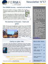 FERMA Newsletter 57 (January 2014)