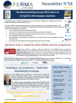 FERMA Newsletter 58 (March 2014)