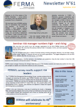 FERMA Newsletter 61 (September 2014)