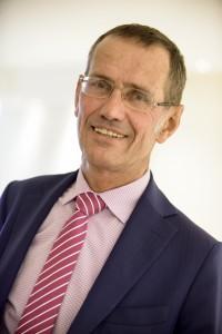 Jo Willaert, FERMA President and Agfa Gevaert Risk Manager