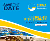 Ferma Risk Management Seminar 2016