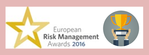 Winners of first Excellence in European Risk Management Awards
