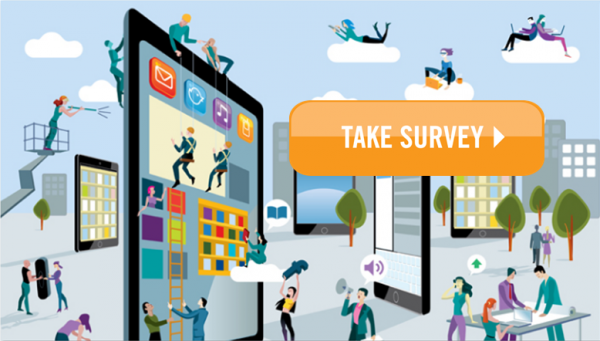 "1-minute survey ""Workers on the move – managing new risks"""
