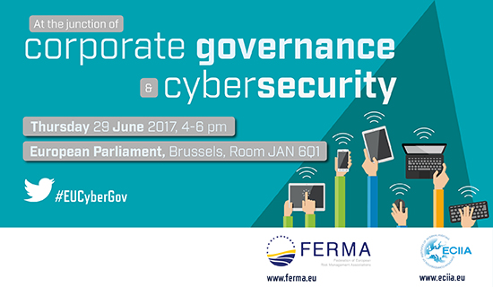Exclusive FERMA ECIIA Cyber Risk Governance report available