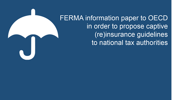 FERMA publishes guidelines for BEPS on captive (re)insurance arrangements