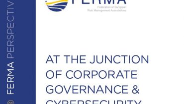 coprorate governance and cybersecurity ferma report