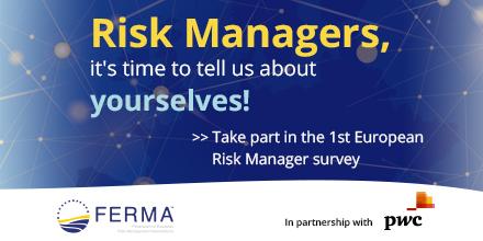 European Risk Manager survey 2020