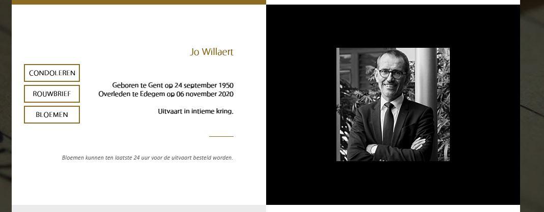 Jo Willaert