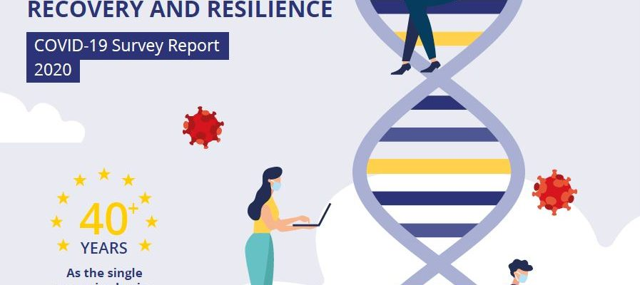 RISK MANAGEMENT, RECOVERY AND RESILIENCE FERMA COVID-19 Survey Report 2020